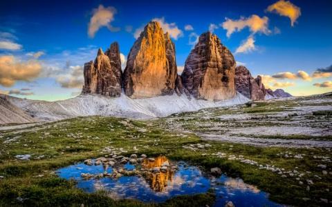 Inizio estate nelle Dolomiti                        OFFERTA 5=4